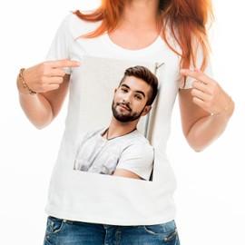 T-Shirt Kendji Heureux - Femme