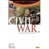 Secret Wars : Civil War N� 3 de Rick Remender