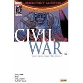 Secret Wars : Civil War N� 4 de Jim Shooter