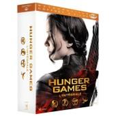 Hunger Games - L'int�grale : Hunger Games + Hunger Games 2 : L'embrasement + Hunger Games - La R�volte : Partie 1 + Partie 2 - �dition Limit�e de Ross Gary