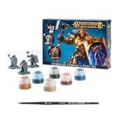 Warhammer Age Of Sigmar - Stormcast Eternals + Paint Set (60-10)