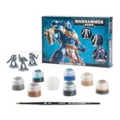 Warhammer 40,000 ( 40k ) - Space Marines + Paint Set (60-11)