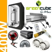 Pack Box Electro 400w Cooltube G-Max 100 - Digilight + Florastar