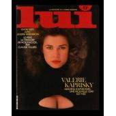 Lui 220 Val�rie Kaprisky Nue Irina La Rousse Andre Bergeron Blonde En Poster Sin� Erotique
