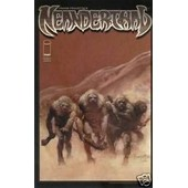 Frazetta 's Neanderthal One-Shot ( V.O. 2009 ) de Chris Ryall + Tim Vigil