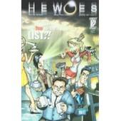 Hewoes One-Shot ( V.O. 2007 ) ** Heroes Parody de Bill Maus