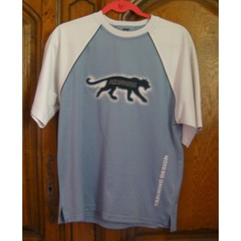 T-Shirt Bleu Airness - Taille L