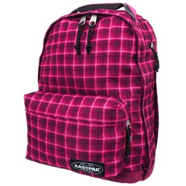 Sac � Dos Coll�ge Eastpak Chizzo Charged Check Rose 81944