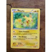 Pikachu 26/83 S�rie G�n�rations