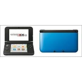 Image Console 3ds Xl Bleue Et Noire
