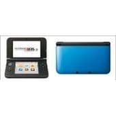 Console 3ds Xl Bleue Et Noire