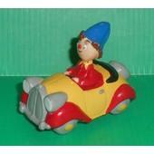 Figurine Oui-Oui En Voiture - S�rie Oui-Oui (Plastoy, 1992)