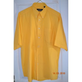 Chemise Armand Thiery Polyester 4xl Orange
