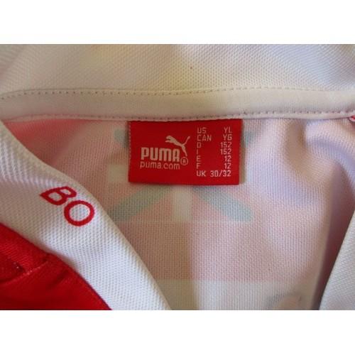 Maillot de rugby Biarritz BO Puma Taille 12 ans à - 53% | Rakuten