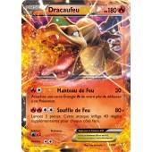 Dracaufeu Ex 11/83 Ultra Rare Holo - Vf