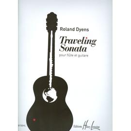 traveling sonata pour flûte et guitare