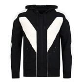 Sweat � Capuche Unkut Race Noir