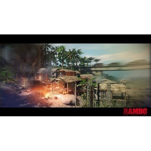 Rambo Xbox 360 - Xbox 360