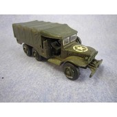 Ab035 Solido Militaire Dodge 6x6 T223 Wwii R�f 242 1/50