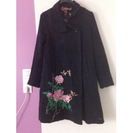 Manteau Desigual 40 Noir