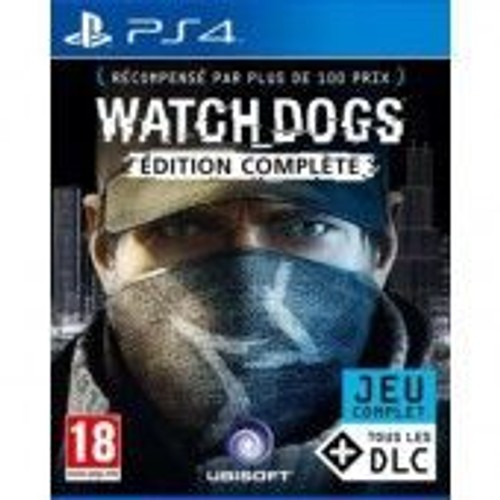 Watch Dogs Edition Compl�te PS4
