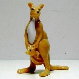 Figurine Kangourou - S�rie Animaux Du Monde (2013)