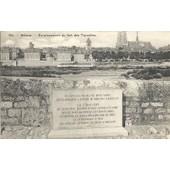C.Postale : France - 45 - Orleans - Emplacement Du Fort Des Tourelles