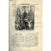 La Semaine Des Familles 27eme Annee N�26 - La Cathedrale De Munster De Abel Gaveau, L'honneur D'andre De Jeanne Fontan, Chronique Scientifique De Henri De Parville, L'enfant Prodigue De R. ...
