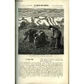 La Semaine Des Familles 22eme Annee N�27 - La Gerbe Benie De Marie Guerrier De Haupt, Alberte Ii De Zenaide Fleuriot, A Propos Des Invalides De La Chasse De Jean-Jacques Des Martels ...