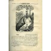 La Semaine Des Familles 27eme Annee N�28 - Chamonix De A. Lionel, Fonsardin Freres De Louise Mussat, Ce Que L'on Voit A Padoue De A. De Calonne, La Religion De La Fontaine De Ch. ...