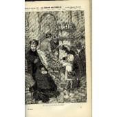 La Semaine Des Familles 26eme Annee N�44 - Provinciaux Et Parisiens De R. A., En Maitre Viii De L. Mussat, Athalie Au Theatre De L'odeon De Zenaide Fleuriot, Un Horrible Assassinat De ...