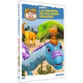 Le Dino Train - Saison 2 - Volume 5 - � La Rencontre Des Plus Grands Dinosaures