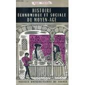Histoire Economique Et Sociale Du Moyen Age. de henri pirenne