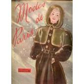 Modes De Paris N�20 / 1 Decembre 1946 - Marions Le Sous-Pr�fet De Demais / Matinales / Lingerie Des Petits / L'ondine De Capdeuilles De Delly / Courrier De Marianne / Jeu De Nattes / Un Peu ... de COLLECTIF