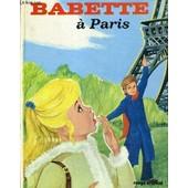 Babette A Paris de jean sidobre