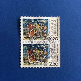 France - Front populaire (Y & T 2394)