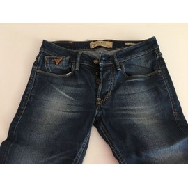 Jean Homme Guess Vermont Slim W29