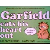 Garfield Eats His Heart Out de Jim Davis