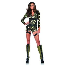D�guisement Militaire Femme 2 Taille M