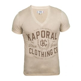 Tee Shirt Kaporal Cosy Beige