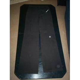Pantalon De Costume Beautiful World Paris Polyester Taille 1 Noir