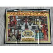 Poster : Compagnie Internationale Des Wagons Lits & Des Grands Express Europeens