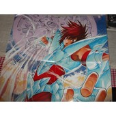 Poster Saint Seiya The Lost Canvas La L�gende D'had�s (Kurokawa)