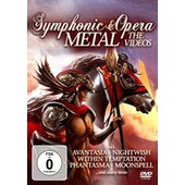 Symphonic & Opera Metal-The Videos de Various