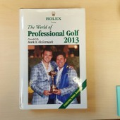 The World Of Professional Golf 2013 de Mark H. McCormack