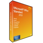 Microsoft Office 2010 Standard 1 Pc