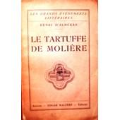 Le Tartuffe De Moli�re de Henri d'Alm�ras