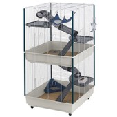 Cage Pour Furet Tower Double-�tages