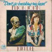 Don't Go Breaking My Heart - Snow Queen - Elton John And Kiki Dee