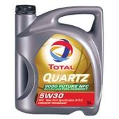 Huile Moteur Total Quartz Future 9000 5w30 - 5 Litres